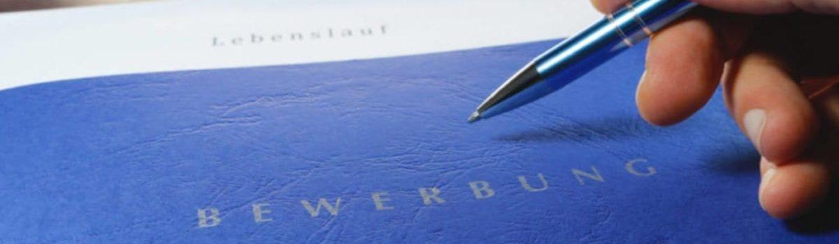Bewerbung schreiben lassen – professionell und günstig