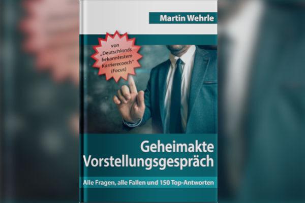Review: Geheimakte Vorstellungsgespräch (eBook)
