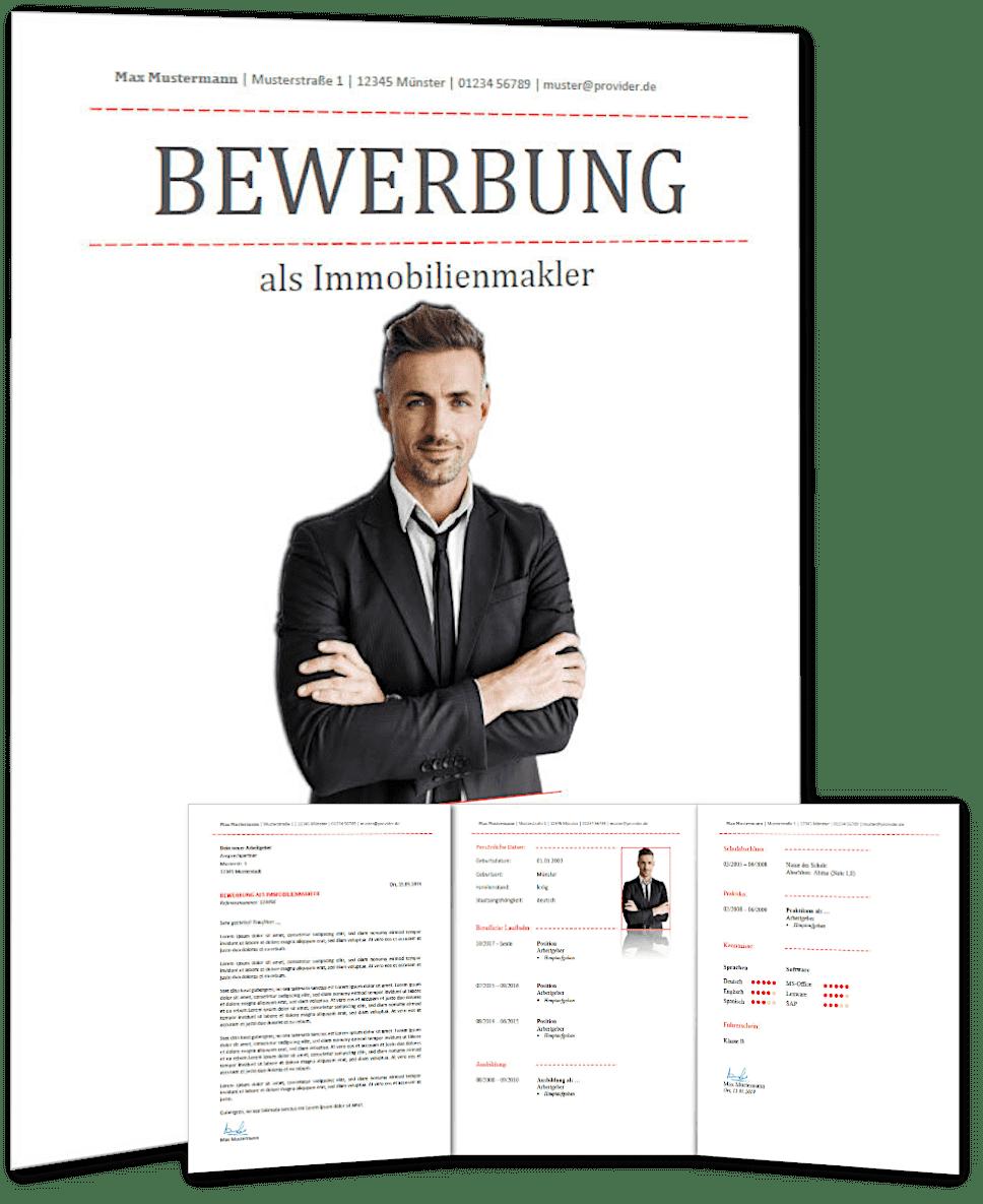 Lebenslauf Vorlage 'classic business' #5