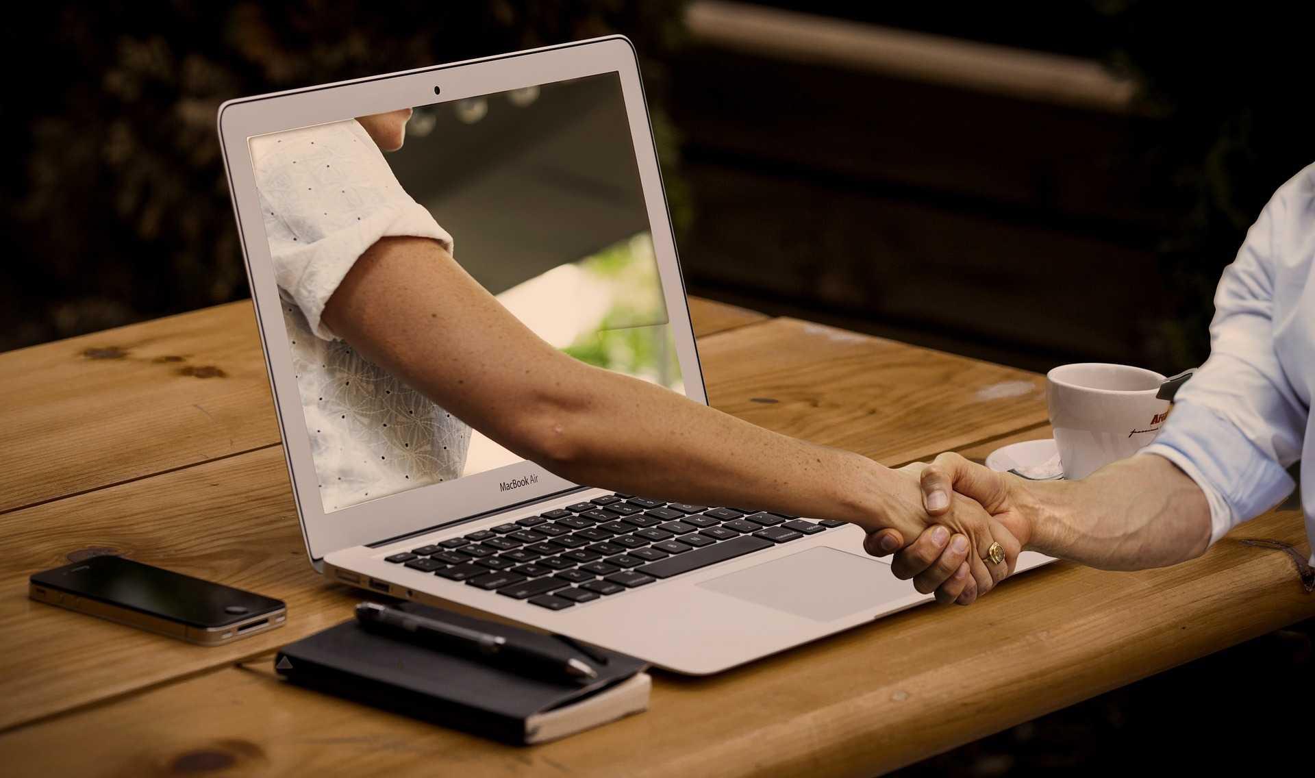 Initiativbewerbung - eine erfolgreiche Online-Bewerbung