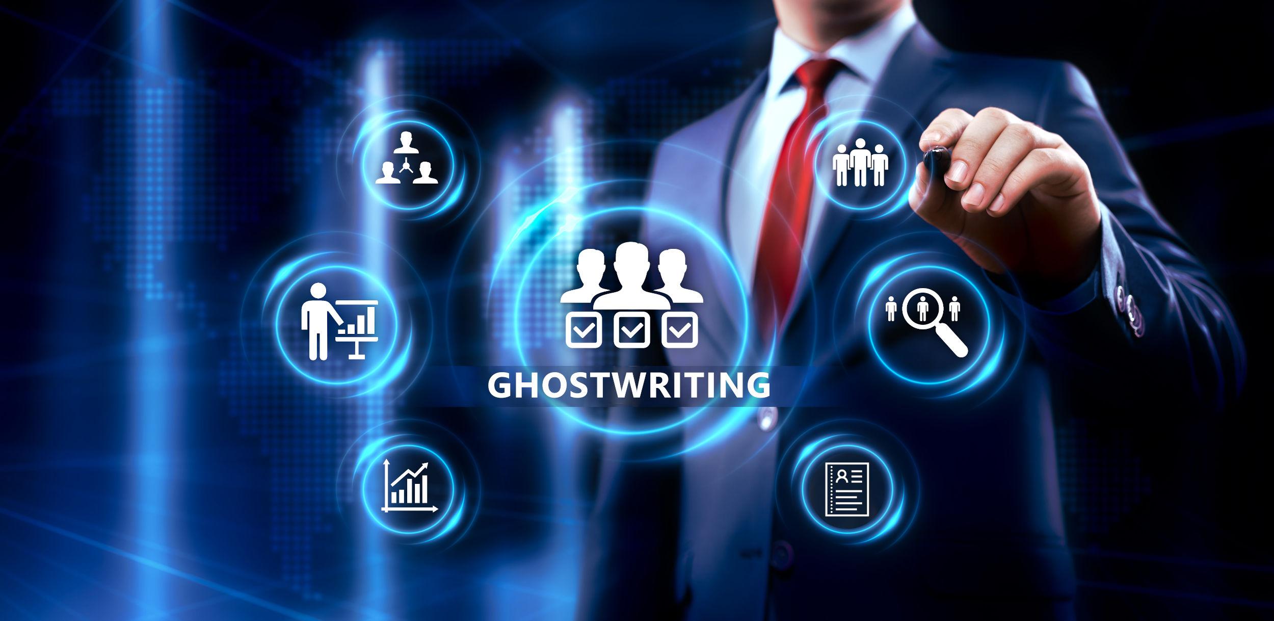 Ghostwriter Bewerbung, die Anbieter im Vergleich