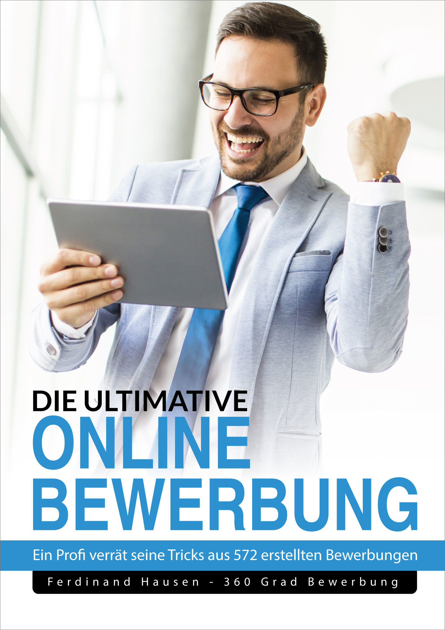 eBook Der Bewerbungs-Guide Cover