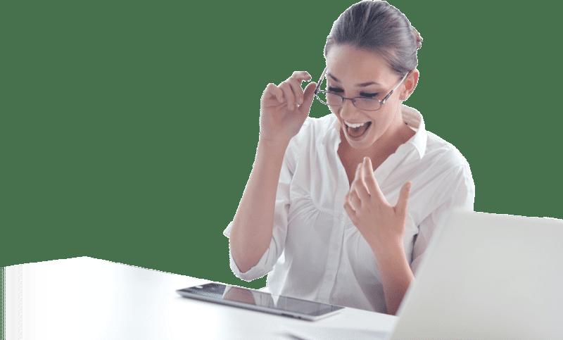 Bewerbung schreiben lassen: Happy Women
