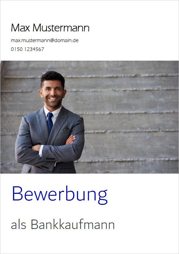 Bewerbung Deckblatt OpenOffice 2
